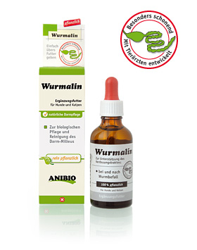 Wurmalin Anibio 50 ml